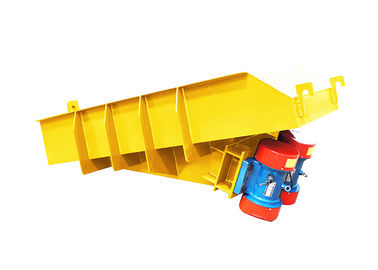 Electromagnetic Vibrating Feeder 2200×1300×300mm Feeding Tank Dimension