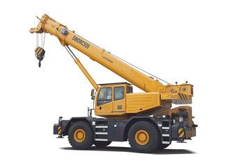 50 ton Oil Fields Rough Terrain Crane
