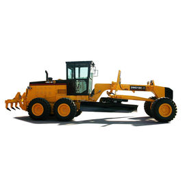 All Wheel Drive Soil Moving Equipment 180hp Road Scraper 4268mm Blade Width